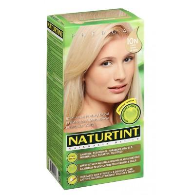 NATURTINT® ilgalaikiai plaukų dažai be amoniako, LIGHT DAWN BLONDE 10N (165 ml)