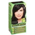 NATURTINT® ilgalaikiai plaukų dažai be amoniako, BROWN-BLACK 2N (165 ml)