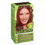 NATURTINT® ilgalaikiai plaukų dažai be amoniako, TEIDE BROWN 7.7 (165 ml)