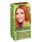NATURTINT® ilgalaikiai plaukų dažai be amoniako, COPPER BLONDE 8C (165 ml)