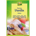 Burbono vanilės cukrus, ekologiškas (10 g)