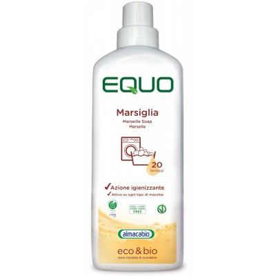 """Skystas Marselio muilas skalbimui """"Equo"""", ekologiškas (1 l)"""