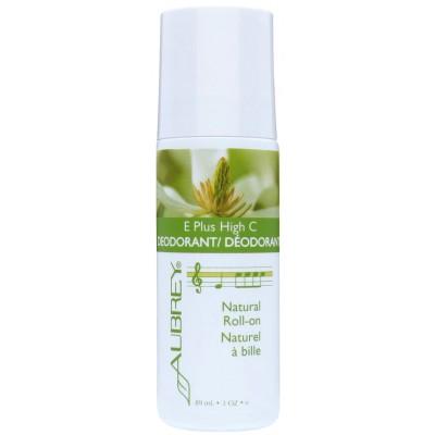 Rutulinis dezodorantas su vitaminais E ir C (89 ml)
