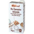 Ryžių, speltų ir migdolų gėrimas, ekologiškas (1 l)