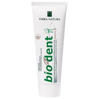 "Dantų pasta su stevija ""Biodent Basic"" (75 ml)"