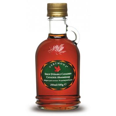 Klevų sirupas VERTMONT, ekologiškas (250 ml)