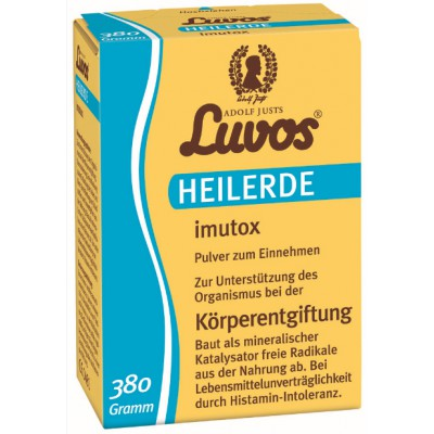 """""""Luvos® Heilerde imutox"""" geriamas molis milteliais (380 g)"""
