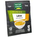 Daržovių ir makaronų sriuba RAIDELĖS, ekologiška (40 g)