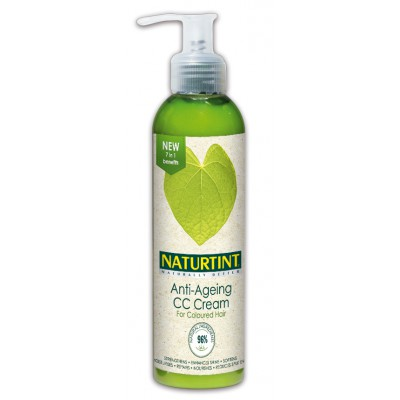 """NATURTINT® """"Anti-ageing"""" intensyvus CC plaukų kremas (200 ml)"""