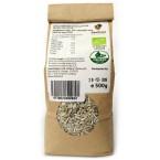 Rugių kruopos, neskaldytos, ekologiškos (500 g)