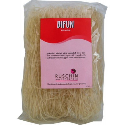 "Ryžių makaronai ""Bifun"", ekologiški (200 g)"