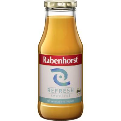 Sultys su minkštimu REFRESH, ekologiškos (240 ml)