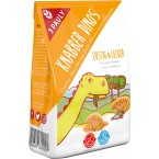 """Sausainiai """"Dinozaurai"""", be glitimo (100 g)"""