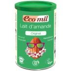 Migdolų gėrimo milteliai, ekologiški (400 g)