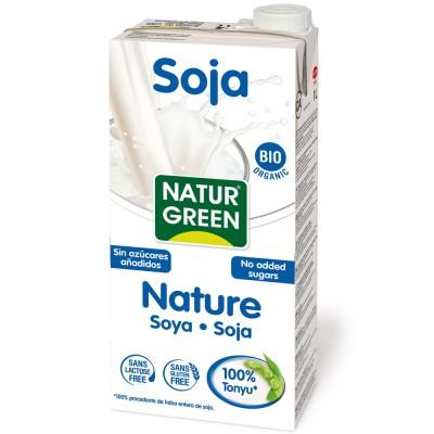 Sojų gėrimas be priedų, ekologiškas (1 l)
