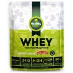 Pieno išrūgų baltymai, milteliai (2 kg)
