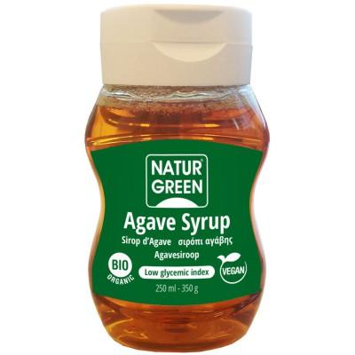 Agavų sirupas, ekologiškas (250 ml)