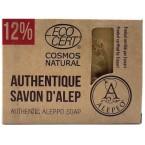 ALEPPO muilas su 12% lauramedžio aliejaus (200 g)