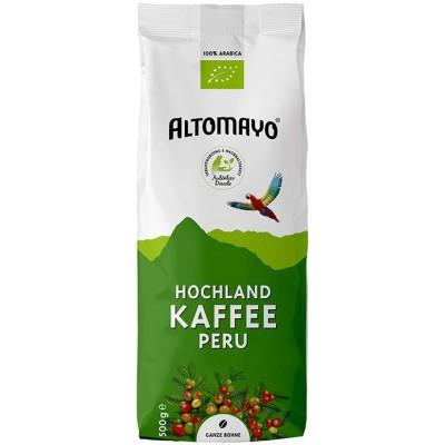 """Kavos pupelės """"Hochland"""", ekologiškos (500 g)"""