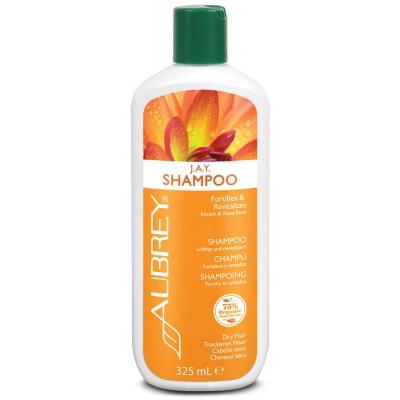 Atstatomasis J.A.Y. dykumos augalų šampūnas su keratinu (325 ml)