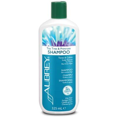 Raminamasis arbatmedžių ir nakvišų šampūnas probleminei galvos odai (325 ml)