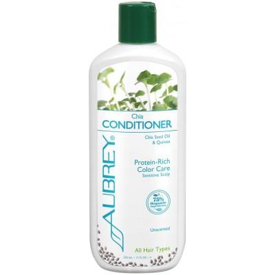 Čija kondicionierius su baltymais jautriai galvos odai. Saugo spalvą (325 ml)
