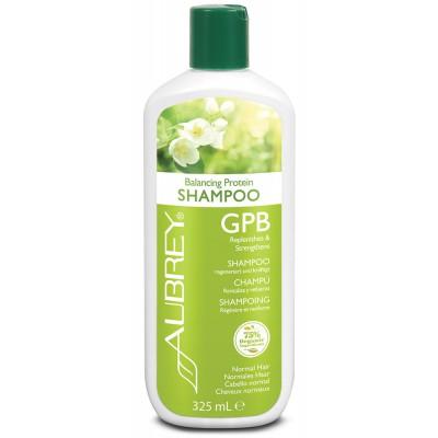Balansuojamasis GPB šampūnas su baltymais (325 ml)