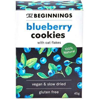 Avižų ir mėlynių sausainiai (45 g)