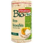 Sorų ir ryžių trapučiai, ekologiški (100 g)