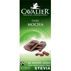 Juodasis šokoladas su Mocha kavos įdaru (85 g)