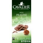Pieniškas šokoladas su pralinė įdaru (85 g)