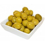 Žaliosios alyvuogės sūryme (500 g)