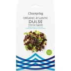 Atlanto jūros daržovės DULSE, ekologiškos (25 g)