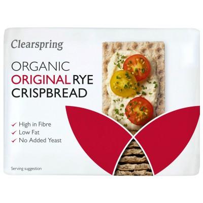 Traškios ruginės duonelės, ekologiškos (130 g)
