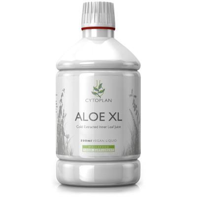 """Alavijų sultys """"Aloe XL"""". Maisto papildas (500 ml)"""