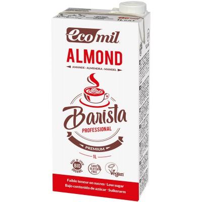 """Migdolų gėrimas kavos ruošimui """"Barista"""", ekologiškas (1 l)"""