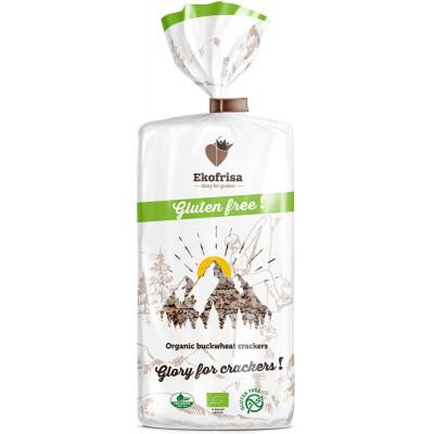 Grikių trapučiai, ekologiški (100 g)