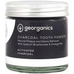 Balinantys aktyvuotos anglies milteliai dantų valy...