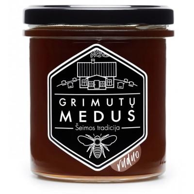 """Medus """"Ruduo"""" (420 g)"""
