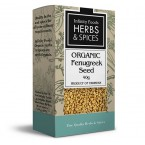 Vaistinės ožragės sėklos, ekologiškos (40 g)