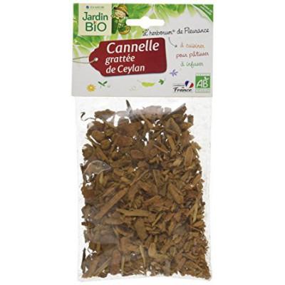 Ceilono cinamono drožlės, ekologiškos (40 g)