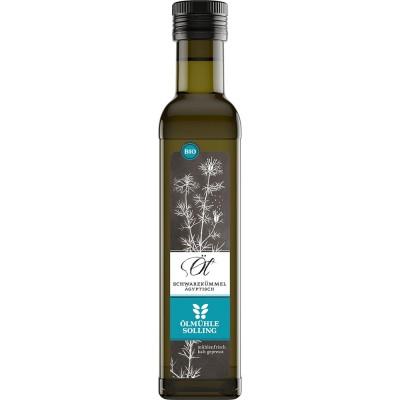 Juodgrūdžių aliejus, ekologiškas (250 ml)