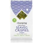 """Jūros daržovių traškučiai """"Seaveg crispies"""", ekol..."""