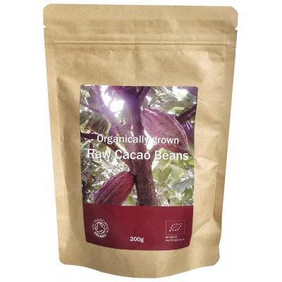Kakavos pupelės, ekologiškos (200 g)
