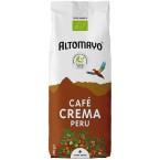 Kavos pupelės CREMA, ekologiškos (250 g)