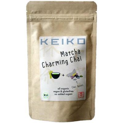 """Arbata """"Matcha Charming Chai"""" su prieskoniais, ekologiška (50 g)"""