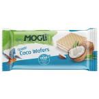 Kokosiniai vafliai, ekologiški (15 g)