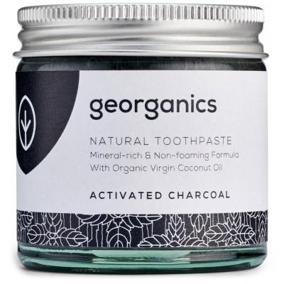 Dantų pasta su aktyvuota anglimi (120 ml)