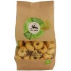 Krekeriai TARALLINI su pankolių sėklomis ir alyvuogių aliejumi, ekologiški (250 g)