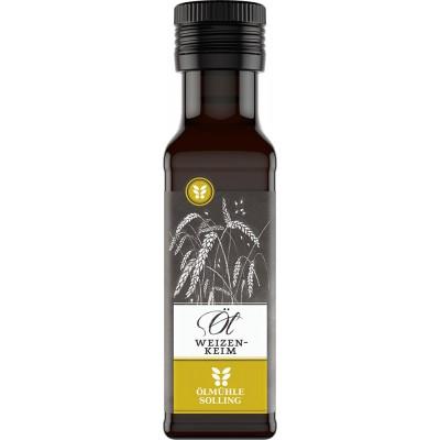 Kviečių gemalų aliejus (100 ml)